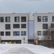 Nowe Żerniki, prace w kwietniu 2017 r.
